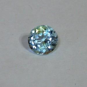 Round Sky Blue Topaz 3.30 carat