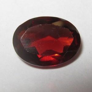 Batu Mulia Pyrope Garnet Almandite 1.15 carat Oval Cut