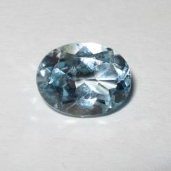 Oval Light Blue Topaz 2.45 carat