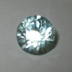 Aquamarine Round 9mm