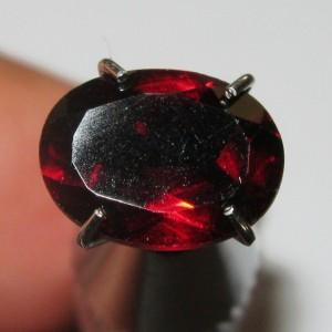 Pyrope Garnet Almandite 1.77 carat