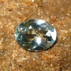 Light Blue Aquamarine 0.90 carat
