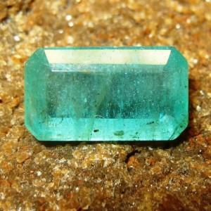 Zamrud Rectangular 3.21 carat