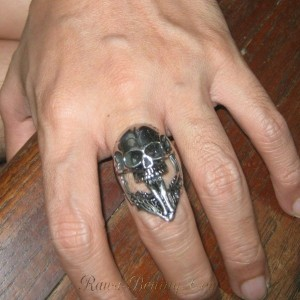 Cincin Punk Ghotic