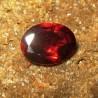 Garnet Merah Pyrope Oval 1.33 carat
