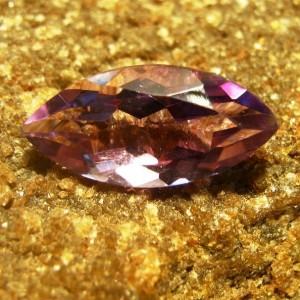 Marquise Amethyst 3.1 carat