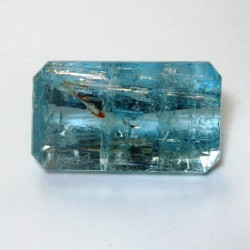 Rectangular Aquamarine 7.00 carat