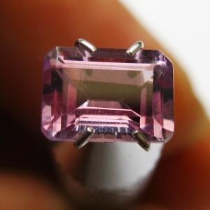 Amethyst Ungu Octagon 1.00 carat