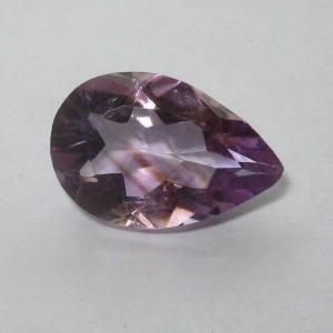 Pear Shape Amethyst 2.50 carat