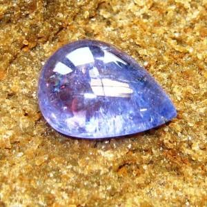 Pear Shape Tanzanite 6.48 carat