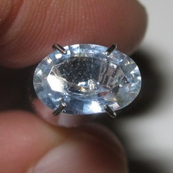 Light Blue Sapphire 1.30 carat