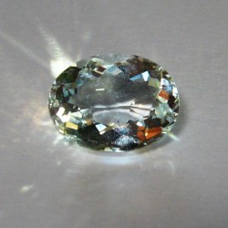 Light Blue Aquamarine 1.10 carat