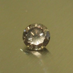 Natural Yellow Diamond 0.85cts