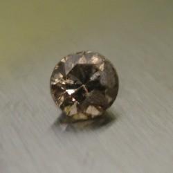 Berlian Kuning 0.25 carats