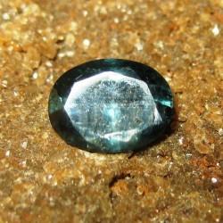 Bluish Green Sapphire 1.04 carat