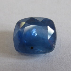 Natural Ceylon Sapphire 1.66cts berkualitas cukup lumayan