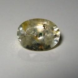 Safir Kuning Muda Oval 1.20 carat