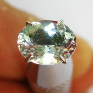 Aquamarine Oval 1.05 carat