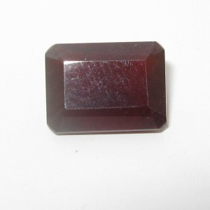 Garnet Rectangular 2.10 carat