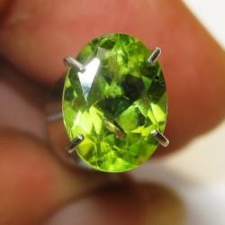 Peridot Oval 1.50 carat