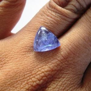 Trilian Tanzanite 5.65 carat