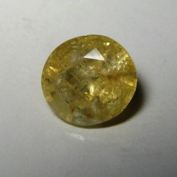 Yellow Sapphire Bundar 0.77 carat