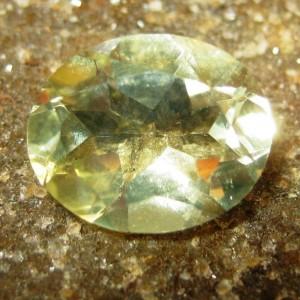 Citrine Quartz Kuning Muda 3.10 carat