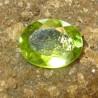 Peridot Oval Greenish 1.30 carat