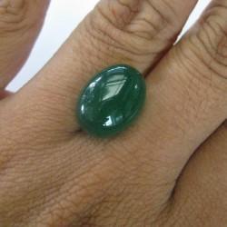 Chalcedony Hijau Bacan 11.20 carat