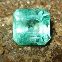 Zamrud Kotak Indah 1.47 carat