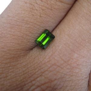 Turmalin Hijau Neon 0.65 carat
