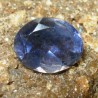 Oval Violetish Blue Iolite 1.45 carat