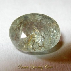 Batu Mulia Chrysoberyl Yellowish Green 2.14 carat