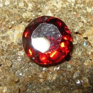 Pyrope Garnet Round 1.05 carat