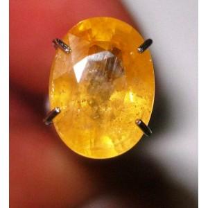 Safir Kuning Oval 2.35 carat