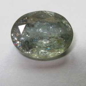 Yellowish Green Chrysoberyl 2.20 carat