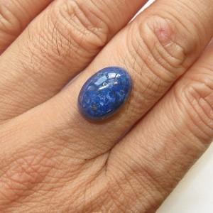 Lapis Lazuli Oval Cab 7.25 carat