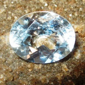 Light Sky Topaz Oval 3.40 carat