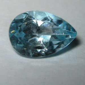 Pear Shape Sky Topaz 1.75 carat