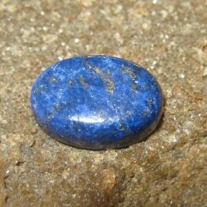 Lapis Lazuli Oval Pipih 6.75 carat
