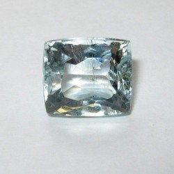 Aquamarine Kotak Cushion 2.68 carat