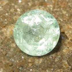 Zamrud Round 7mm 1.37 carat