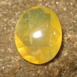 Orangy Fire Opal 5.91 carat