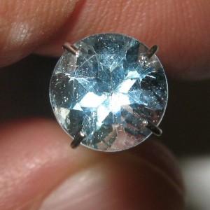 Topaz Round Cut 1.60 carat