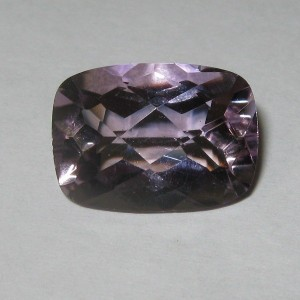 Cushion Bufftop Amethyst 6.25 carat
