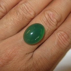 Forest Green Chalcedony 11.30 carat