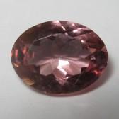 Pink Oval Tourmaline 1.03 carat
