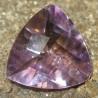 Triliant Purple Amethyst 3.50 carat