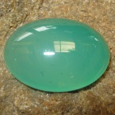 Green Light Chalcedony 16.45 carat