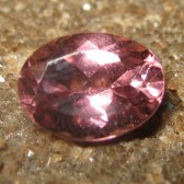 Tourmaline Oval Pink 1.35 carat